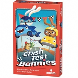 moses. - Crash Test Bunnies - Kartenspiel