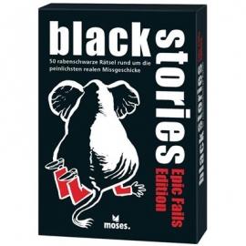 moses. - black stories - Epic Fails Edition