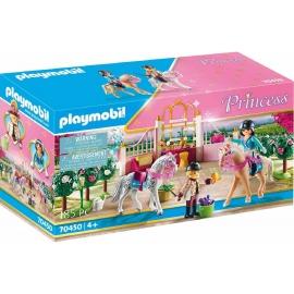 Playmobil® 70450 - Princess - Reitunterricht im Pferdestall