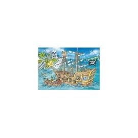 Ravensburger 05089 Puzzle Die Abenteuerinsel