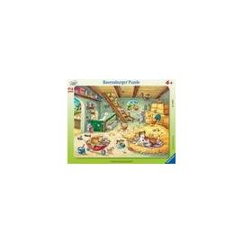 Ravensburger 05092 Puzzle Bauernhofbewohner