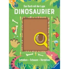 Ravensburger 55506 Das Buch mit der Lupe: Dinosaurier - H20