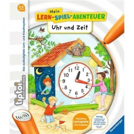 Ravensburger Buch - tiptoi - tiptoi Uhr und Zeit