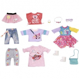 Zapf Creation - BABY born City Fashion Set 43 cm