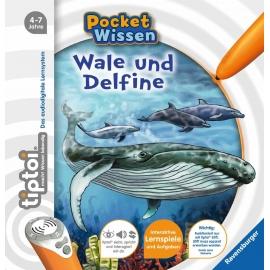 Ravensburger Buch - tiptoi - Wale und Delfine
