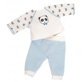 Panda Schlafanzug 35-37 cm