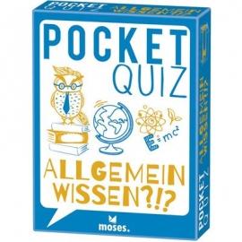 moses. - Pocket Quiz - Allgemeinwissen