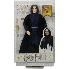 Mattel - Harry Potter Professor Snape Puppe ca. 30 cm mit Zauberstab