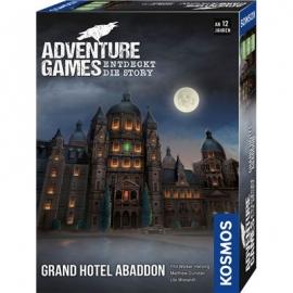 KOSMOS - Adventure Games - Grand Hotel Abaddon