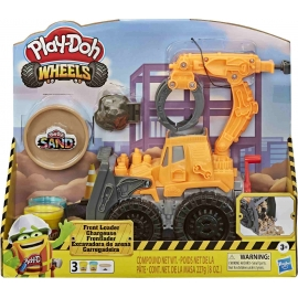 Hasbro - Play-Doh - Wheels Frontlader