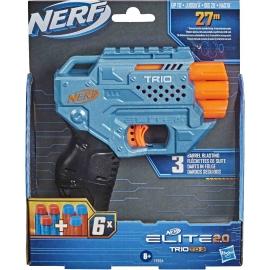 Hasbro - Nerf Elite 2.0 Trio TD-3