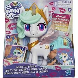 Hasbro - My Little Pony Küsschen Einhorn Prinzessin Celestia