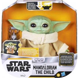 Hasbro - Star Wars™ The Child sprechende Plüsch-Figur