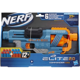 Hasbro - Nerf Elite 2.0 Commander RD-6