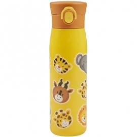 sigikid - Edelstahl-Isolierflasche Zoo OnTour 420ml