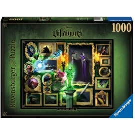 Ravensburger Spiel - Disney™ Villainous - Malificent, 1000 Teile