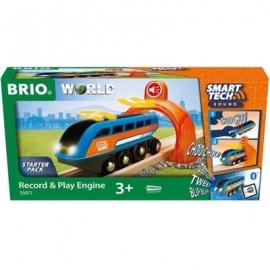 BRIO Bahn - Smart Tech Soundlok mit Aufnahmefunktion