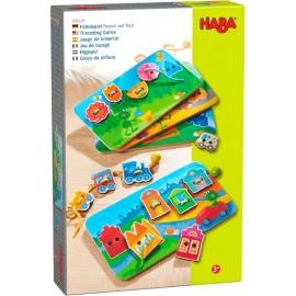 HABA® - Fädelspiel Frosch auf Tour