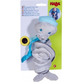 HABA® - Schmusetuch Robbe Rudi