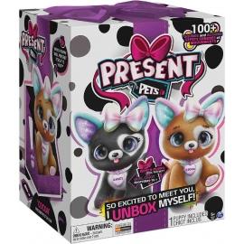 Spin Master - Present Pets - Rainbow Glitter