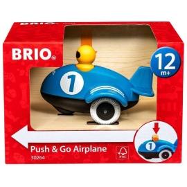 BRIO - BRIO Push & Go Flugzeug