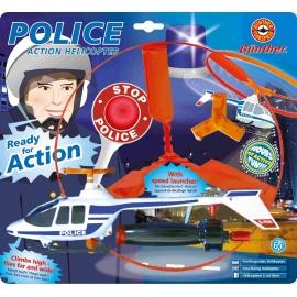 Günther Flugmodelle - Helikopter Police Copter
