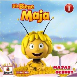 Europa - Die Biene Maja - Majas Geburt CGI, Folge 1