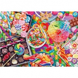 Schmidt Spiele - Candylicious, 1000 Teile