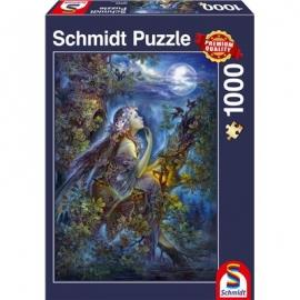 Schmidt Spiele - Im Mondlicht, 1000 Teile