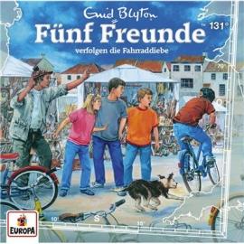Europa - Fünf Freunde verfolgen die Fahrraddiebe, Folge 131