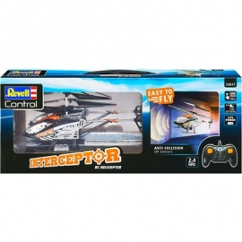 Revell Control - RC Helikopter Interceptor