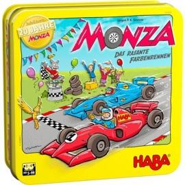 HABA - Monza Jubiläumsausgabe 20 Jahre in der Dose - Das rasante Farbenrennen