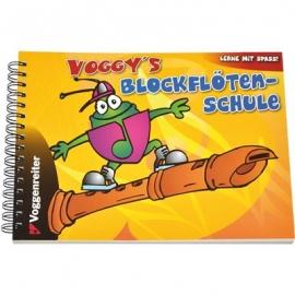 Voggy's Kinderwelt - Voggys Blockflöten-Set, deutsche Griffweise