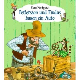 Nordqvist, Pettersson und Findus Auto