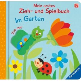 Ravensburger 43983 erstes Zieh- und Spielbuch: Im Garten