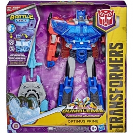 Hasbro - Transformers - Cyberverse Adventures Officer-Klasse Optimus Prime