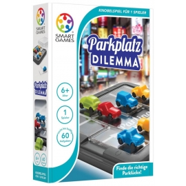 SMARTGAMES Parkplatz-Dilemma