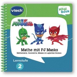 VTech - Magi Book - Lernstufe 2 - Mathe mit PJ Masks