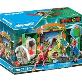 Playmobil® 70507 - Dinos - Spielbox Dinoforscher