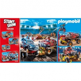 Playmobil® 70549 - Stuntshow - Stuntshow Monster Truck Horned