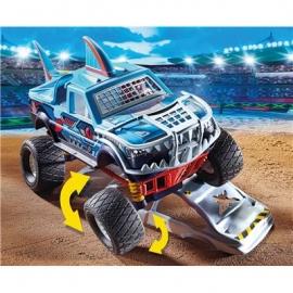 Playmobil® 70550 - Stuntshow - Stuntshow Monster Truck Shark