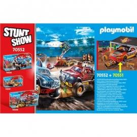 Playmobil® 70552 - Stuntshow - Stuntshow Werkstattzelt