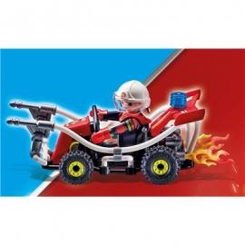 Playmobil® 70554 - Stuntshow - Stuntshow Feuerwehrkart