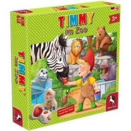 Pegasus - Timmy im Zoo