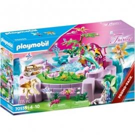 Playmobil® 70555 - Fairies - Zaubersee im Feenland