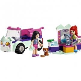 LEGO® City 41439 - Mobiler Katzensalon