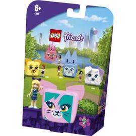 LEGO® Friends 41665 - Stephanies Katzen-Würfel