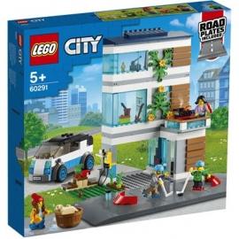 LEGO® City 60291 - Modernes Familienhaus