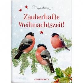 Coppenrath Verlag - Schicke Grüße: Zauberhafte Weihnachtszeit!, Bastin