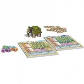 Huch Verlag - Rajas of the Ganges - The Dice Charmers